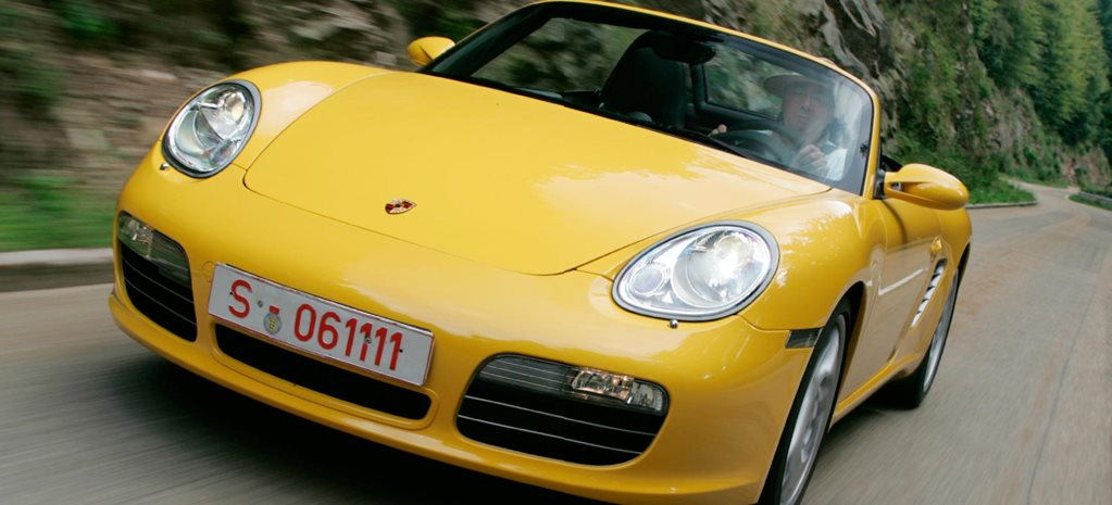 2005 Porsche Boxster S review classic MOTOR feature