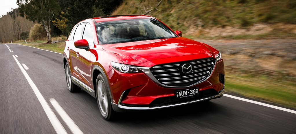 2019 Mazda CX-9 Azami LE review
