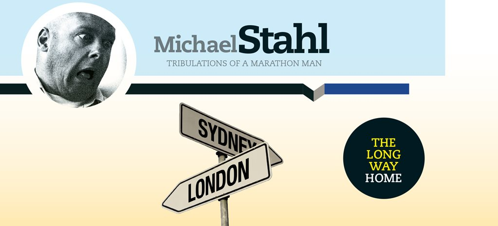 Michael Stahl: Tribulations of a marathon man