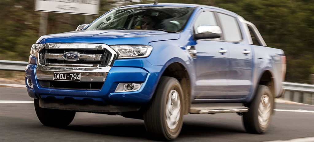 Ford, Volkswagen set to share dual-cab ute platforms