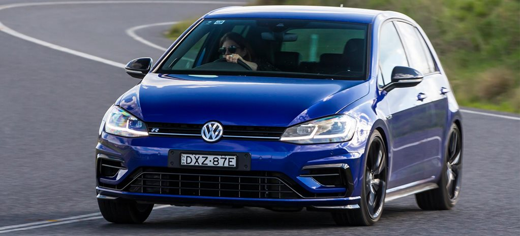 2019 Volkswagen Golf R Special Edition first drive performance review feature