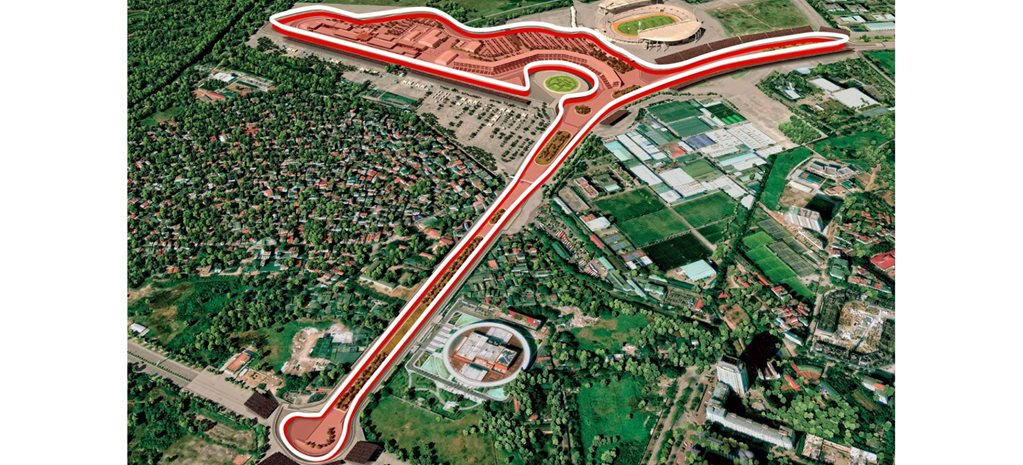 F1 track revealed 2020 Vietnam GP news
