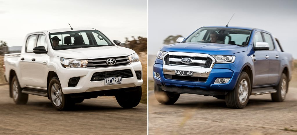 VFACTS October 2018 Hilux and Ranger lead the pack news