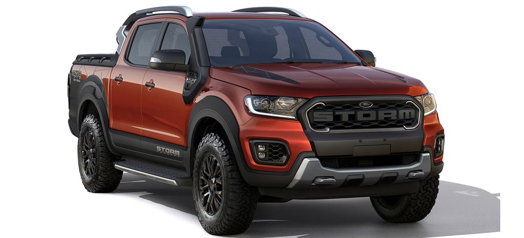 Ford Ranger Storm is a Raptor Lite