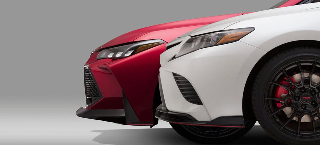 Toyota Camry TRD teased – Camry sports sedan on the way?
