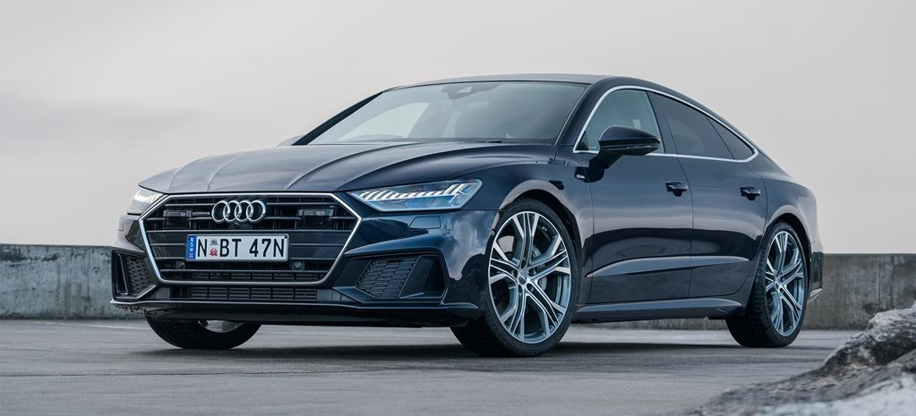 2019 Audi A7 Sportback 55 Tfsi Performance Review Motor Magazine