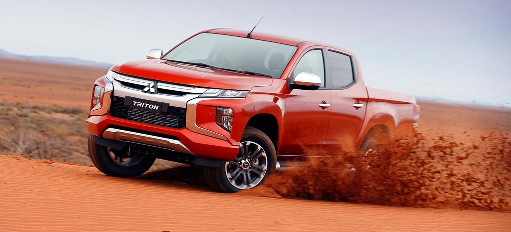 2019 Mitsubishi Triton first look news