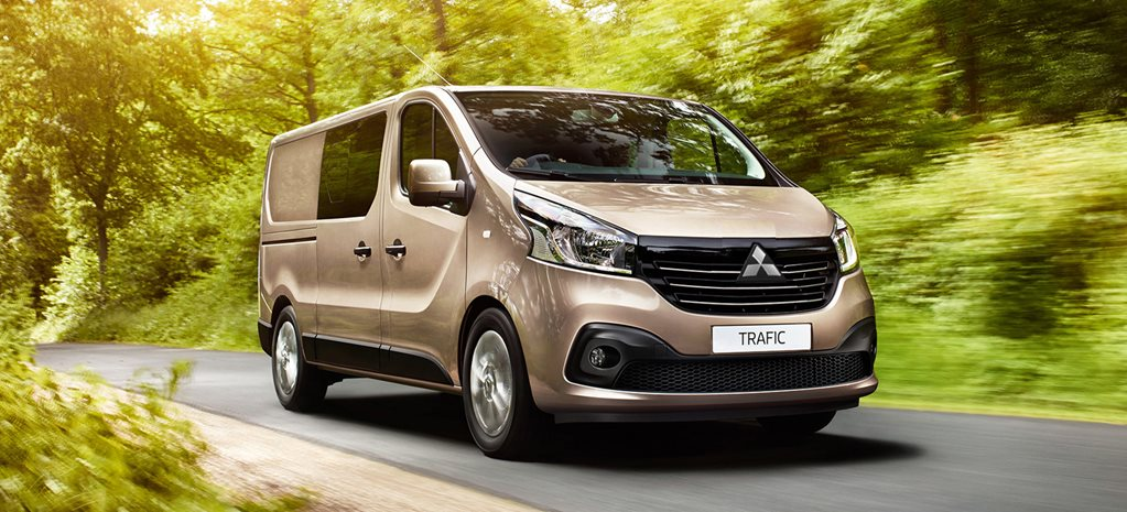 Mitsubishi vans to return… as rebadged Renaults