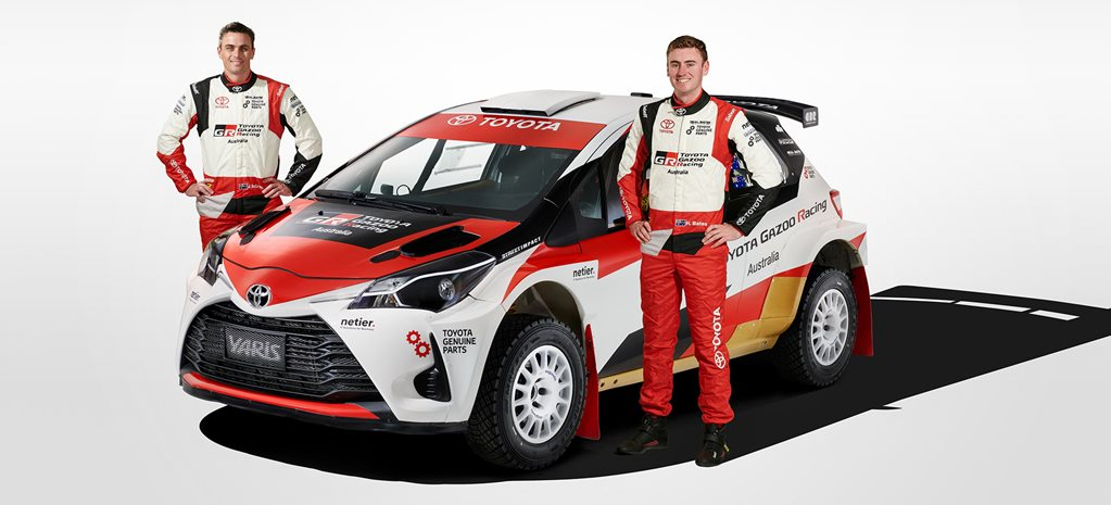 Toyota announces factory Gazoo Racing Australia team