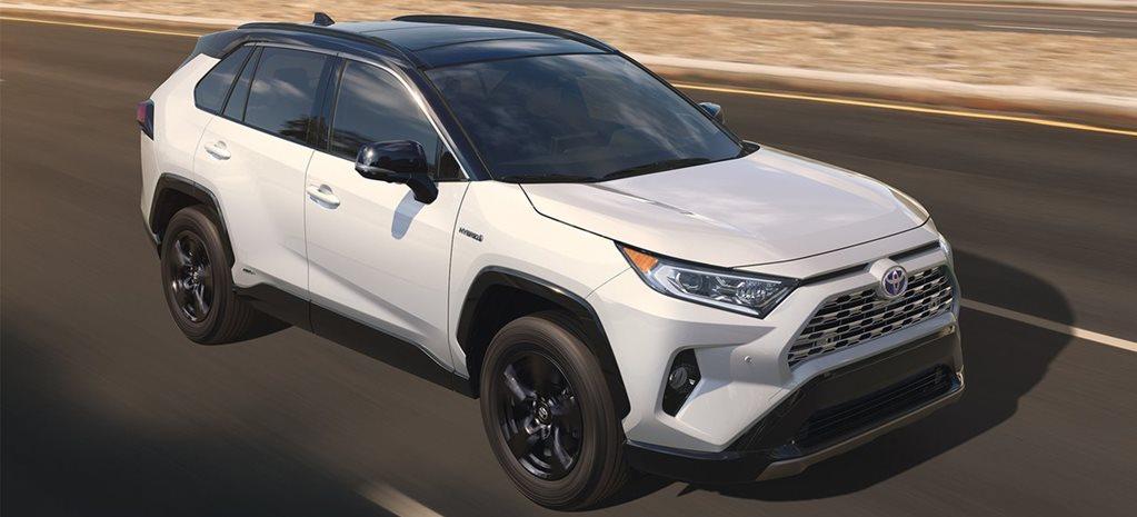 Toyota aims for all-hybrid model line-up