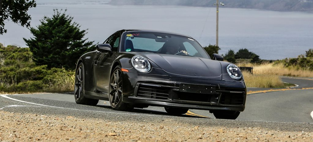 2019 Porsche 992 911 Carrera S prototype review