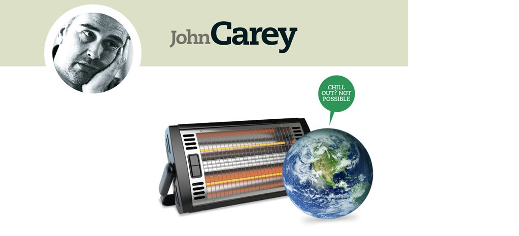 John Carey: the hot air of climate deniers
