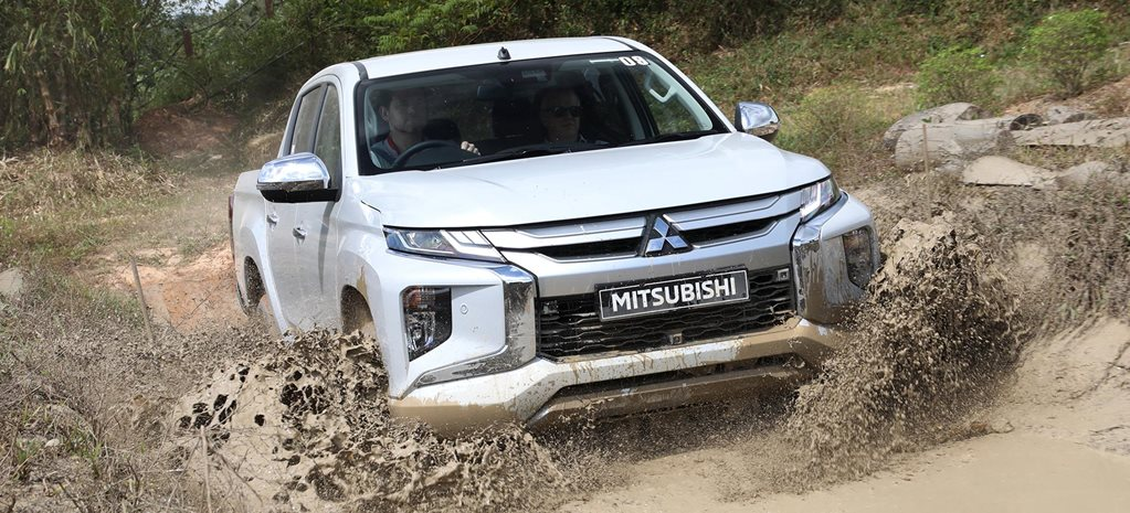 2019 Mitsubishi Triton first drive feature