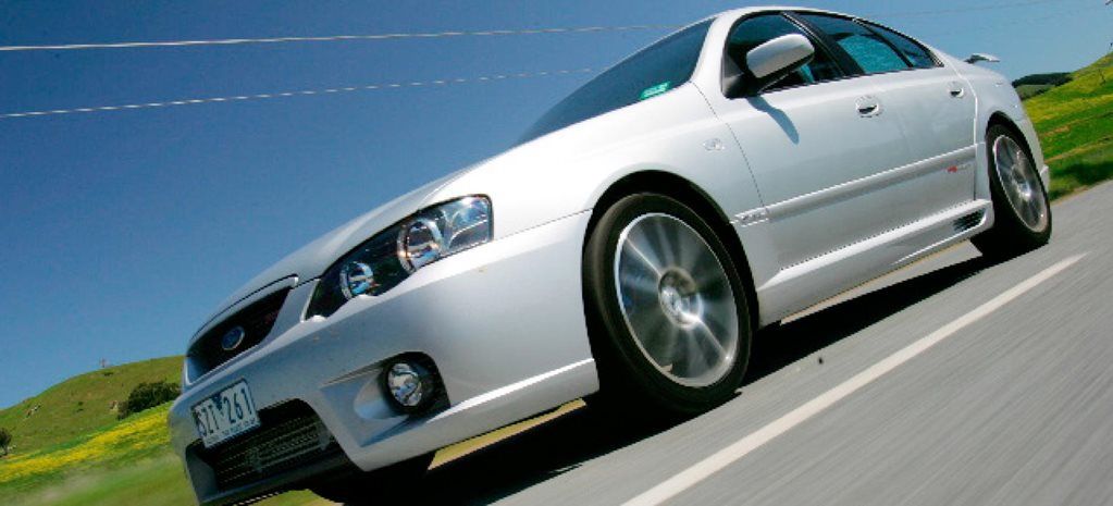 2004 FPV F6 Typhoon review: classic MOTOR