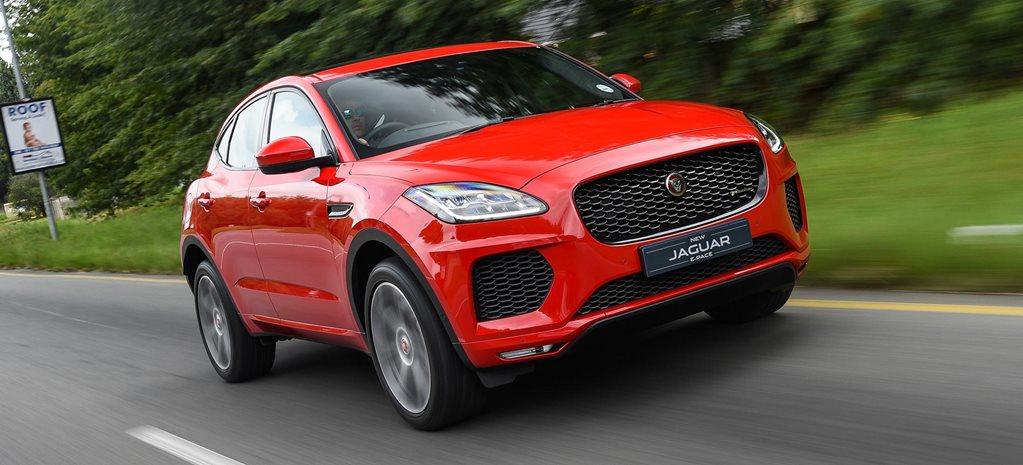 2018 Jaguar E-Pace P300 performance review