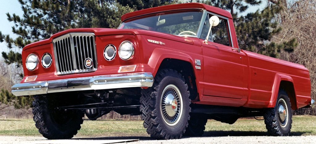Jeep Gladiator 4x4 history lesson feature