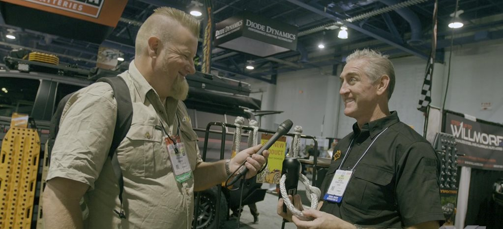 SEMA 2018 MAXTRAX showcases new 4x4 recovery gear feature