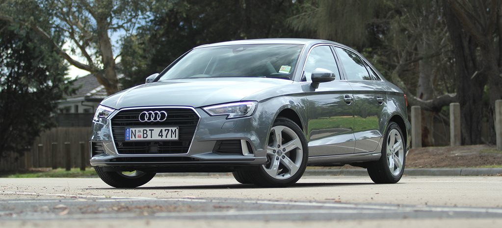 2018 Audi A3 2.0 TFSI Sport limited edition review