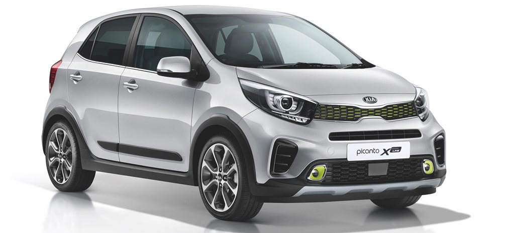 Kia serves up Picanto X-Line AO