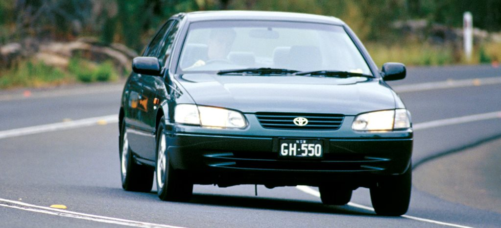 1999 Toyota Camry V6 used car review classic MOTOR feature