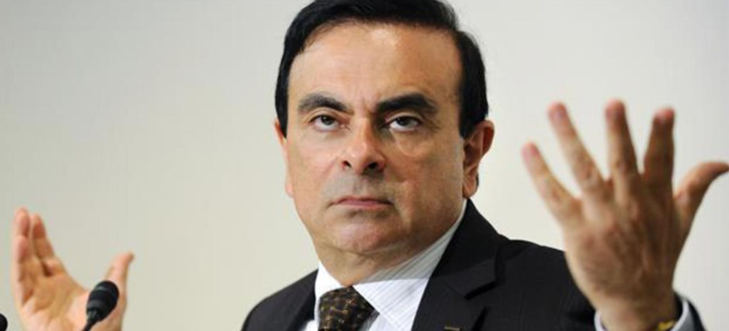 Carlos Ghosn arrested and fired news