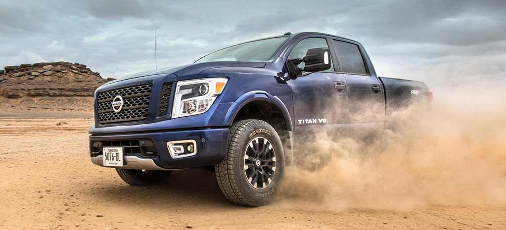 Right-hand drive Nissan Titan on the table again news