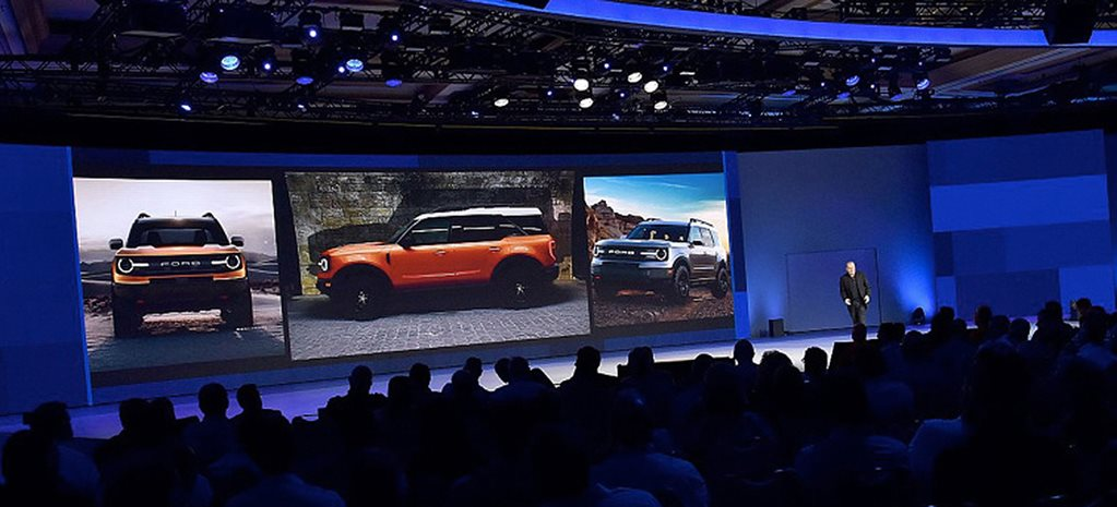 Baby Bronco would sit perfectly in more macho Ford SUV range