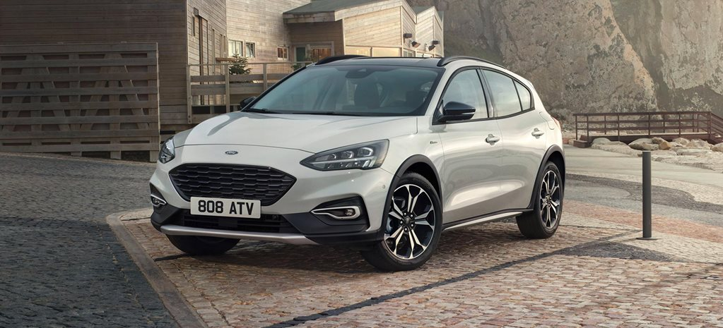 Ford Focus gets dirty with Active crossover news