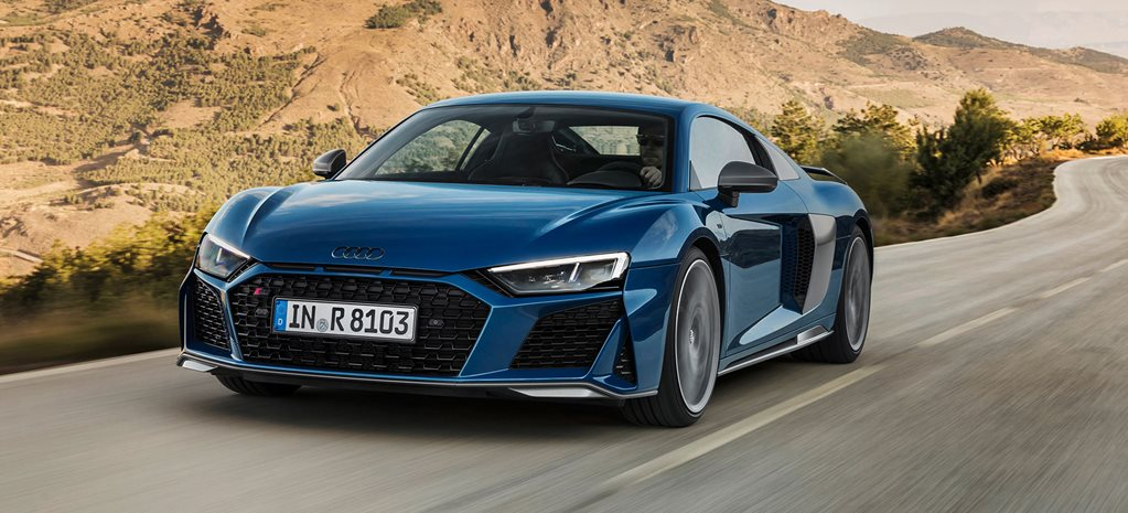 2019 Audi R8 V10 Performance Coupe review