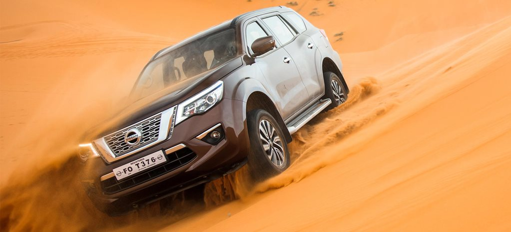 2018 Nissan Terra 4x4 review in the Sahara feature