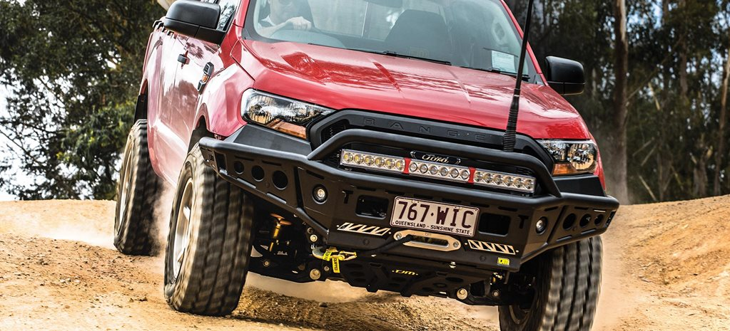 TJM Chaser Series Bull Bar announced feature