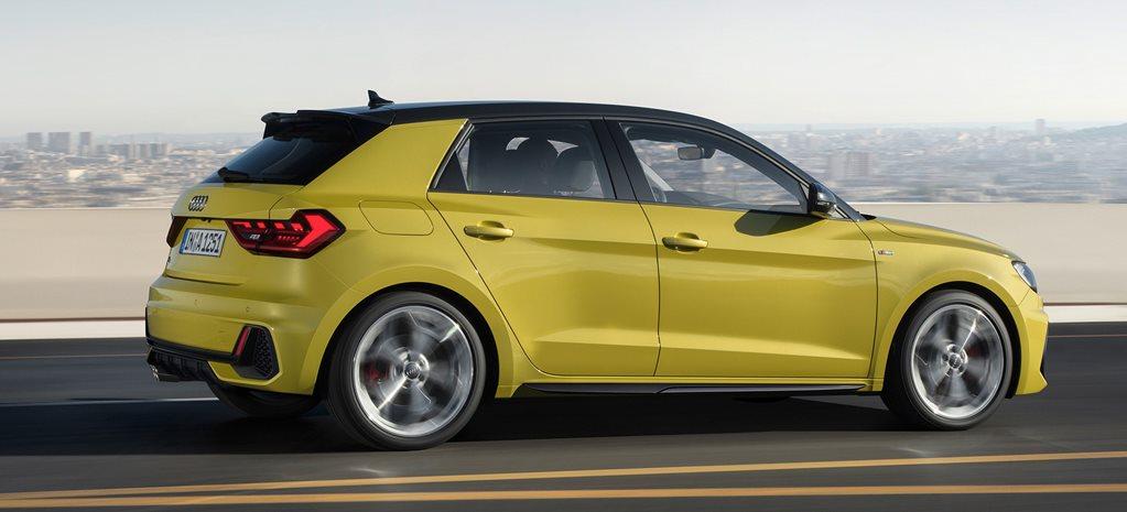 2019 Audi A1 Sportback Review