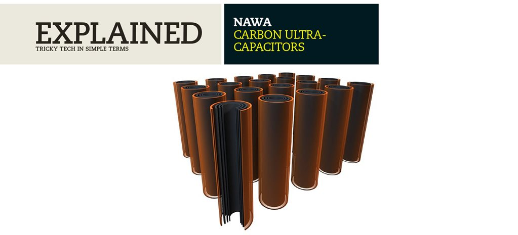 Explained: Carbon Ultra-Capacitors
