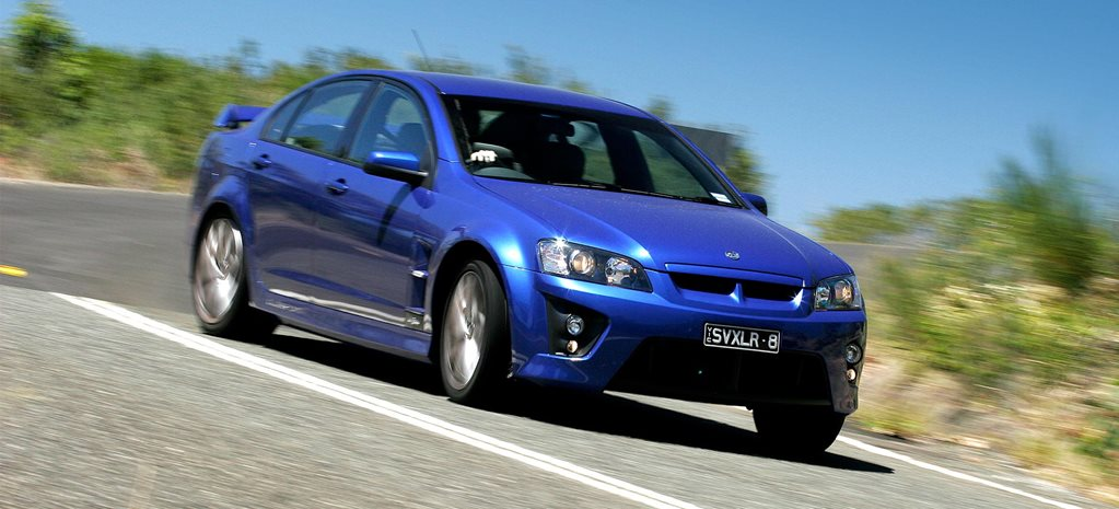 2007 HSV Clubsport R8 review classic MOTOR feature