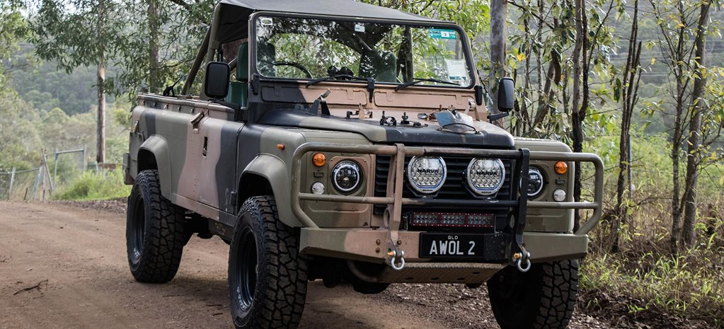 1988 Land Rover Perentie Defender 110 long-term review part 4 4x4 Shed features