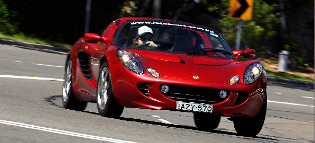 2007 Lotus Elise S review classic MOTOR feature