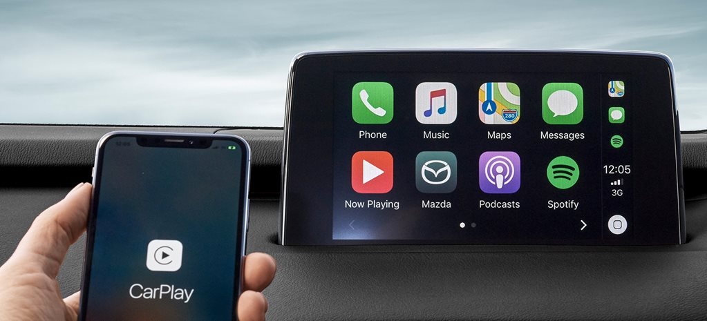 Mazda flooded by demand for Apple CarPlay retrofit