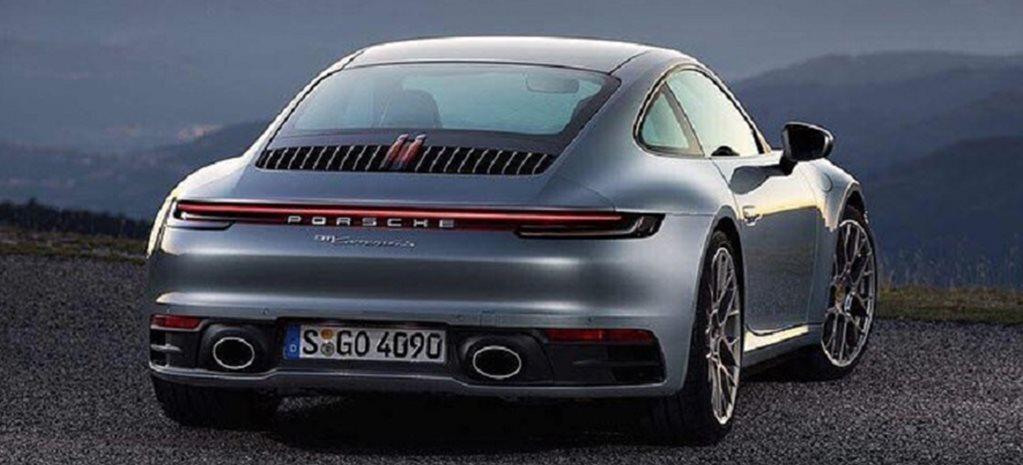 New Porsche 911 >> New Porsche 911 992 First Pictures