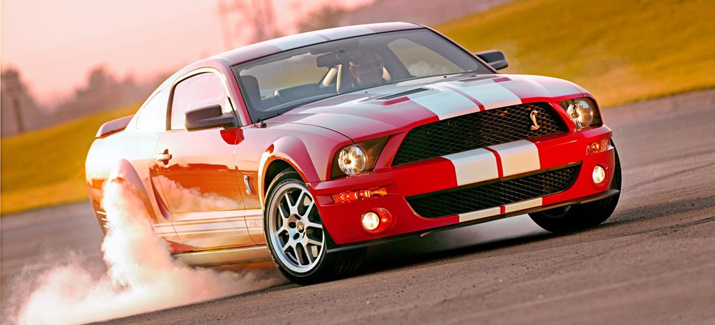 2006 Ford Shelby GT500 review