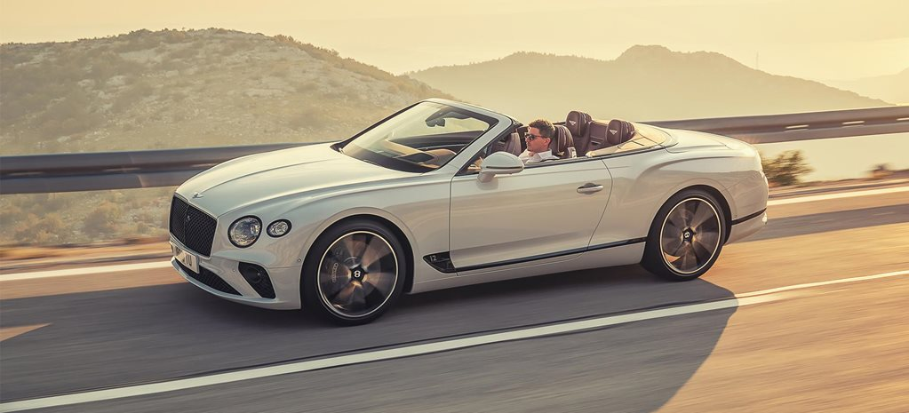 2019 Bentley Continental GT Convertible revealed news