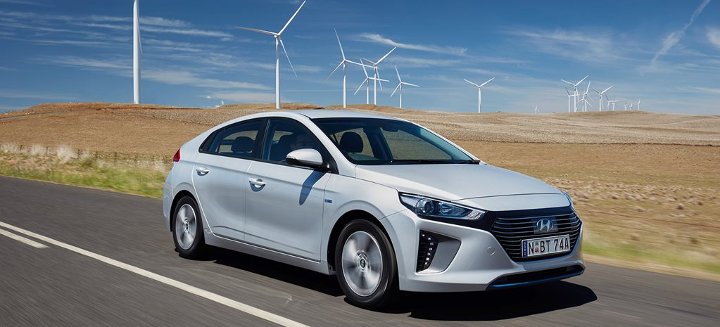 2019 Hyundai Ioniq is the cheapest EV you can buy
