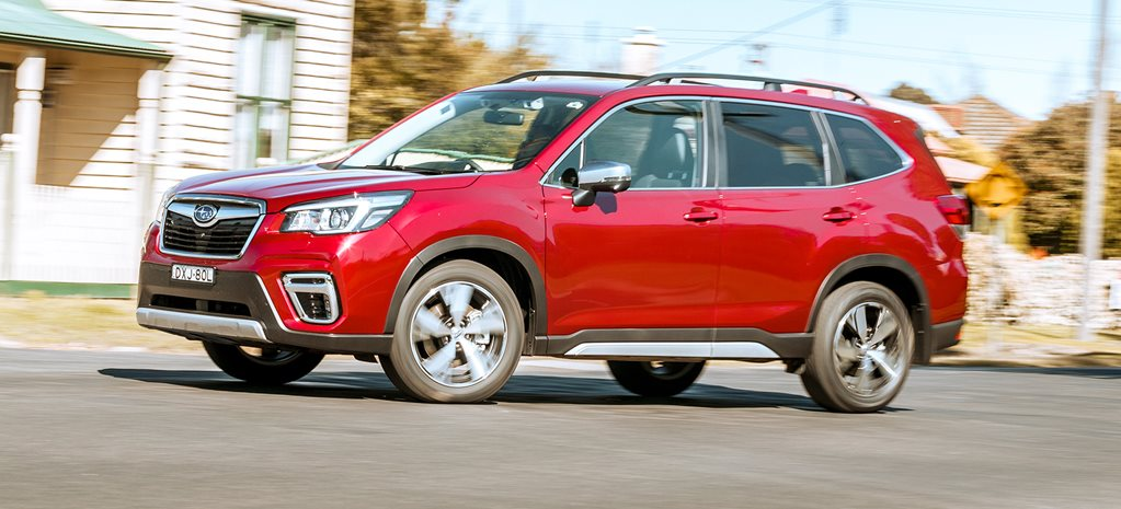 2019 Subaru Forester 2.5i-S review