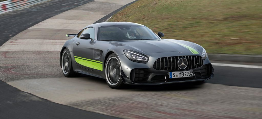LA 2018 2019 Mercedes-AMG GT R Pro revealed news