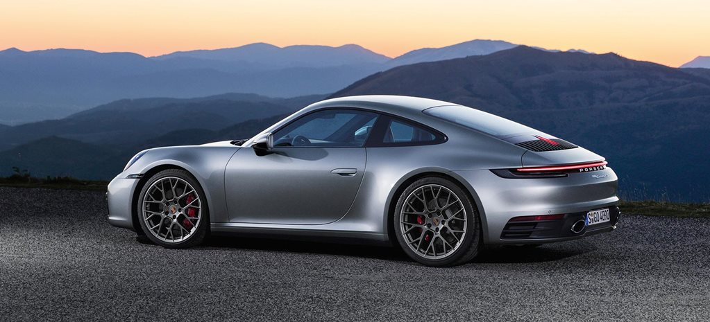 All-new 2019 Porsche 992 911 Carrera S and 4S revealed