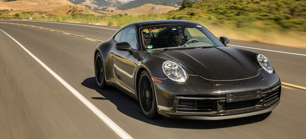 The new Porsche 992 911 in three charts