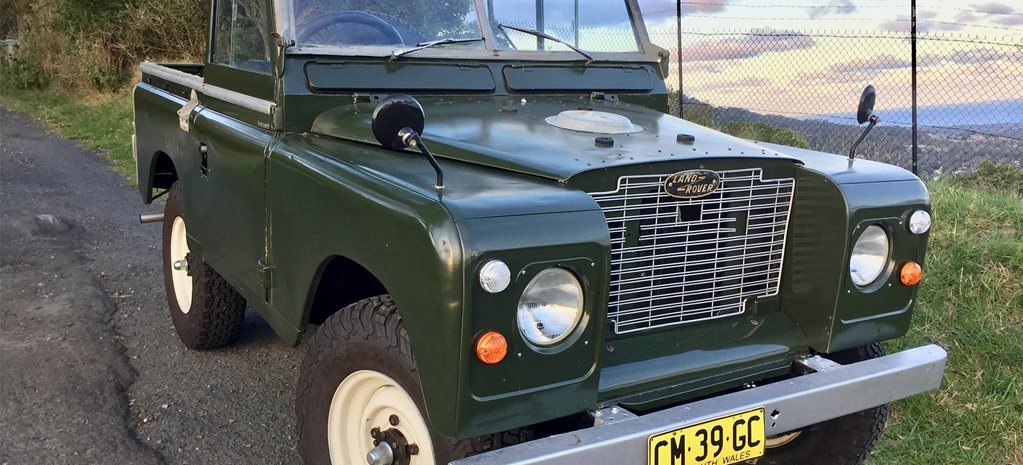 1972 Land Rover Series IIA long-term review part 1