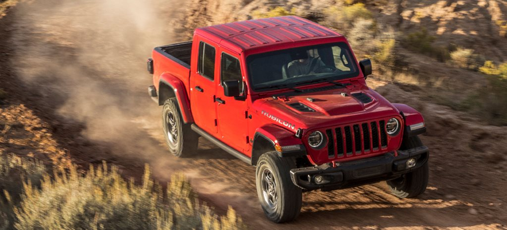 2020 Jeep Gladiator revealed: Photo Gallery
