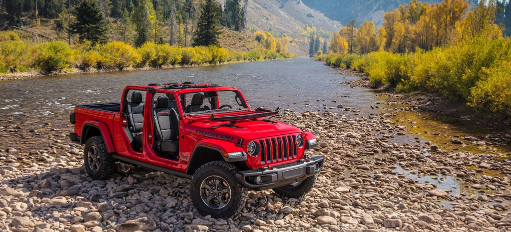 2020 Jeep Gladiator debuts at LA Auto Show