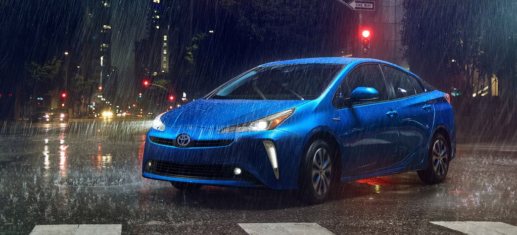 LA Show: Toyota Prius now looks a lot better