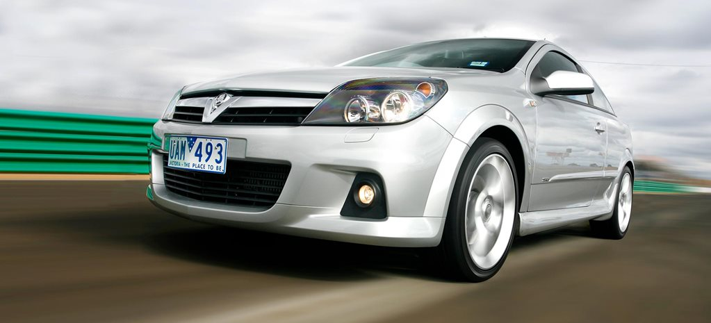 2006 Holden Astra SRi Turbo review